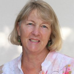Elaine Fischer, new president of the New Zealand Guild of Agricultural Journalists and Communicators