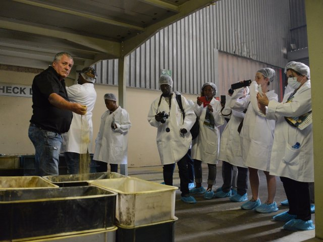 masterclass in s africa feed mill