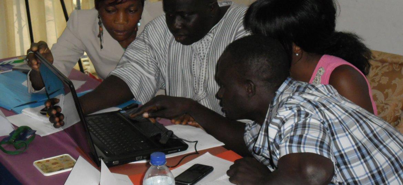8-A Gambia Denmark Training